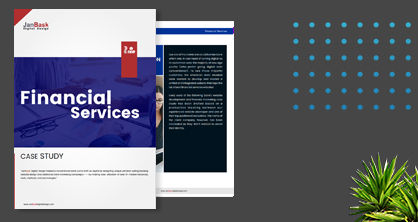A Case study on marketing of financial services & website development for a Californian bank