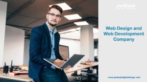 JanBask Digital Design - Web Design and Web Development Company