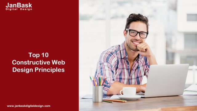 Top 10 Constructive Web Design Principles