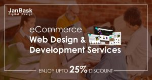 ecommer web design & development service