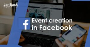 Event can be created in Facebook