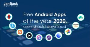 Free Android App of the year 2020