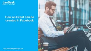 How an Event can be created in Facebook