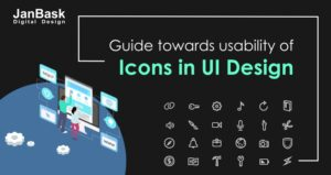 Guide towards usability of Icon in UI Designing