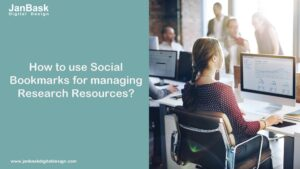 How to use Social Bookmarks for managing Research Resources?