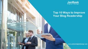 Top 10 Ways to Improve Your Blog Readership