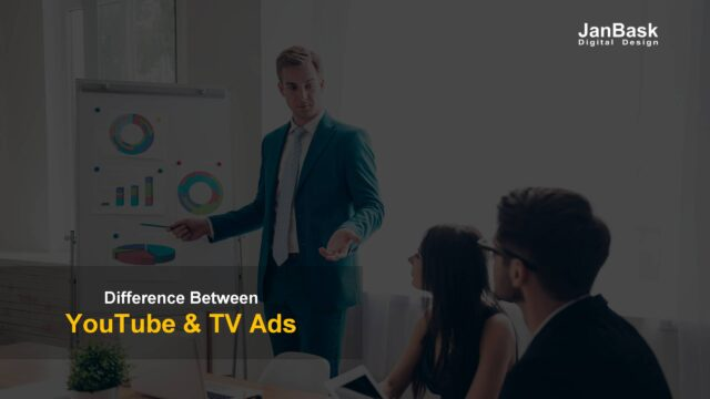 Difference between YouTube and TV Ads