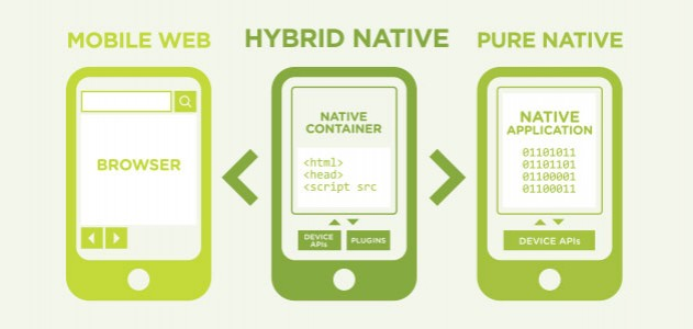 Future of App Development – Native Apps or Web app