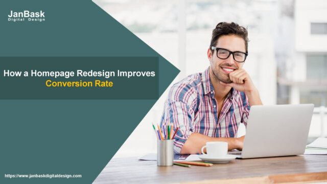 How a Homepage Redesign Improves Conversion Rate