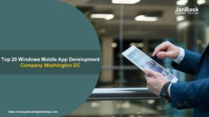 Top 20 Windows Mobile App Development Company Washington DC