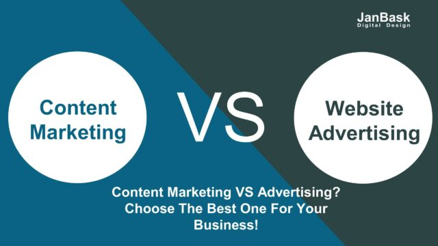 Content Marketing Vs Advertising