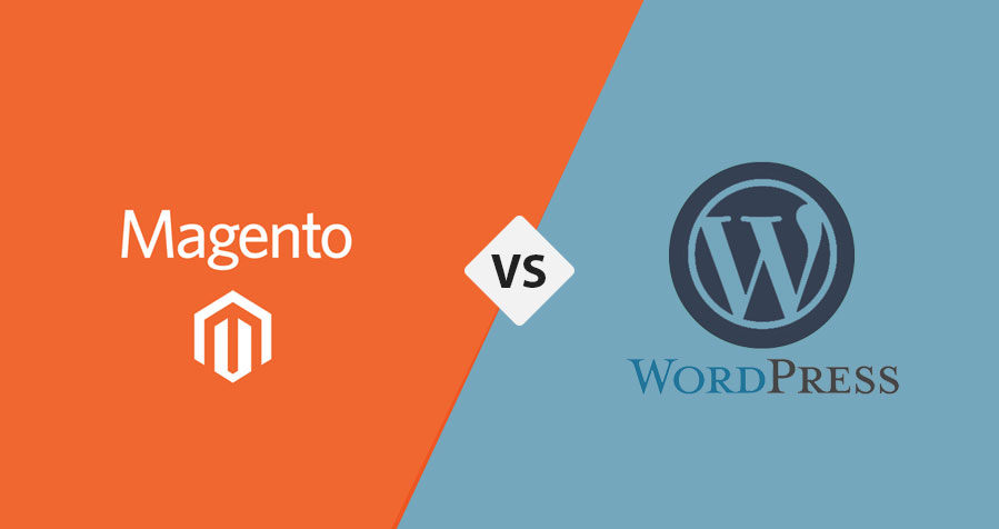 Magento VS. Wordpress –Which One Is Best For Ecommerce?
