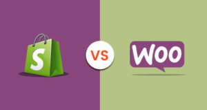 What is the Difference Between Shopify and WooCommerce?