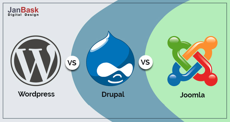 WordPress, Joomla or Drupal. Which is better?