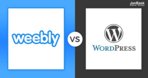 Difference Between Weebly and Wordpress