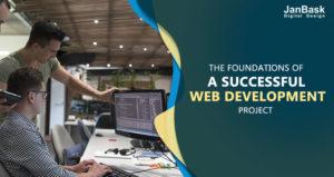 Successful Web Development Project