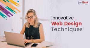 Award Winning Innovative Web Design Techniques