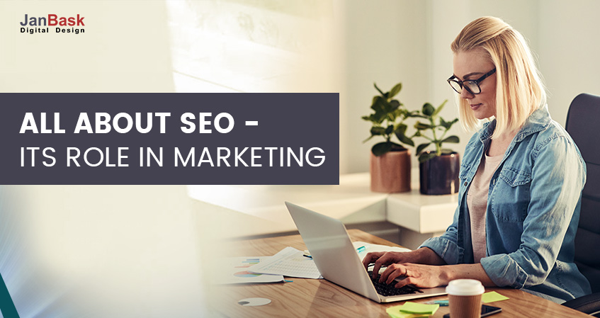 All About Seo - Its Role In Marketing!!