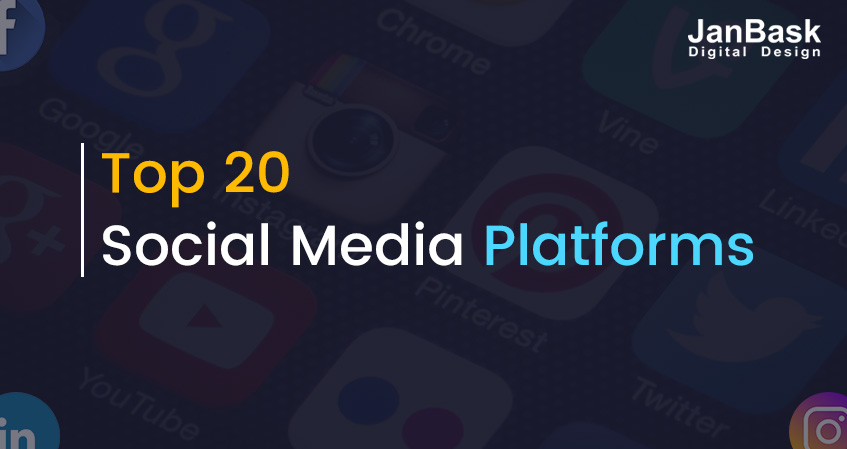 Top 20 Social Media Platforms To Consider For Your Small Business