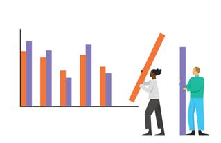 Showcase your success graph