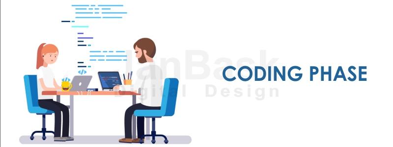 website Coding Phase