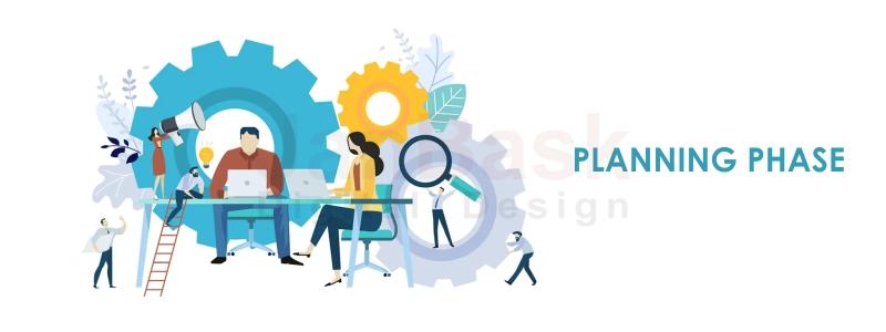 phase of website development