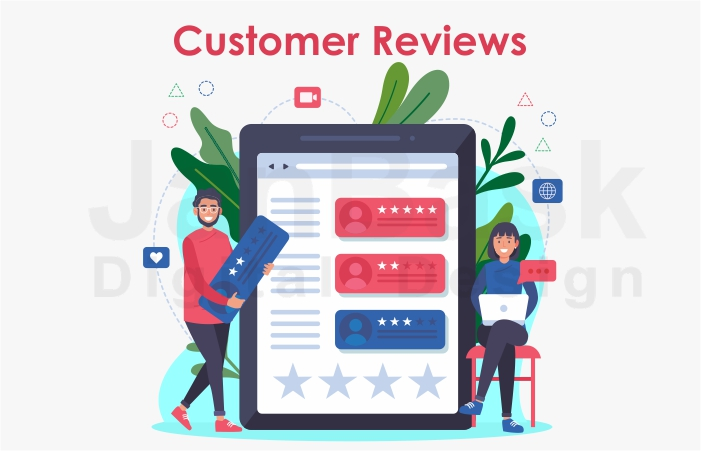 customer reviews!