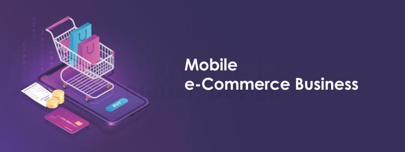 mobile e-commerce business