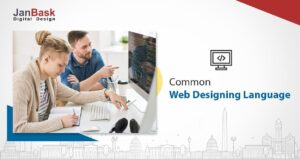 Common Web Designing Languages