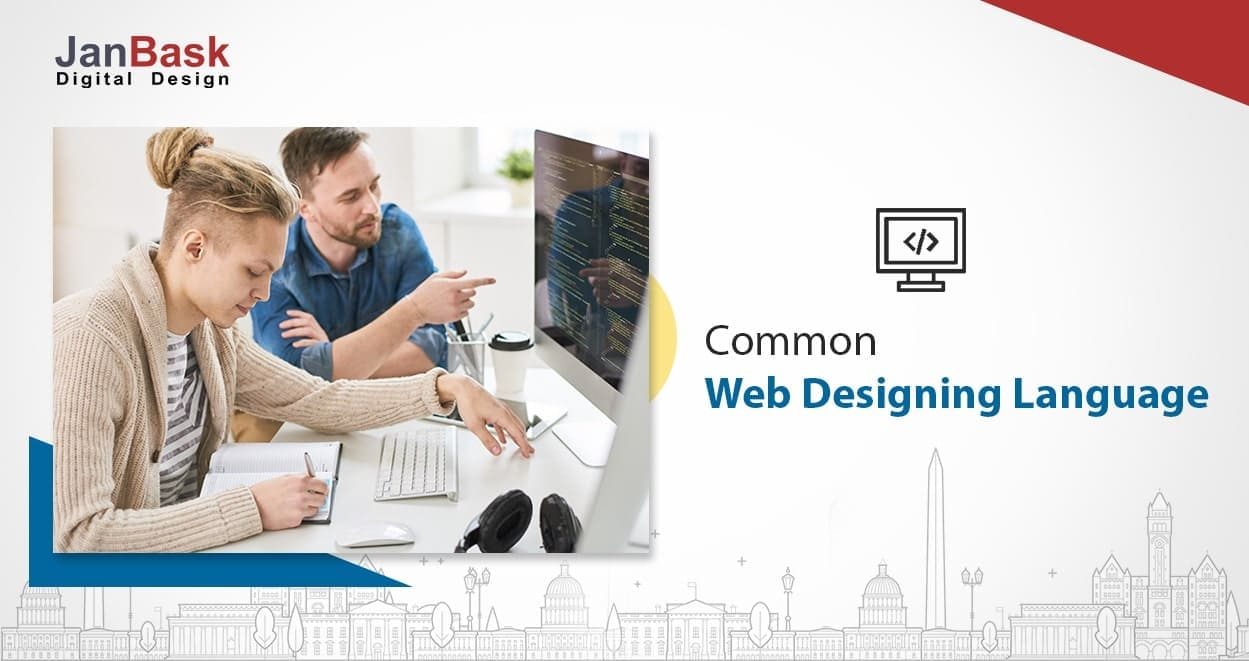 What Are The Most Common Web Designing Languages Out There