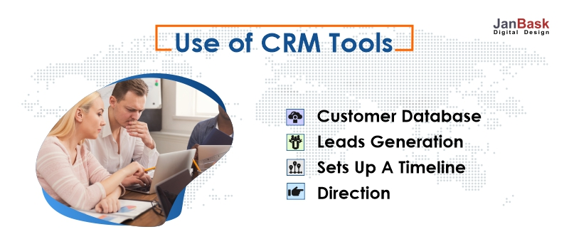 Use of CRM Tool