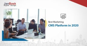 best cms marketing