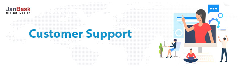 Magento Customer support