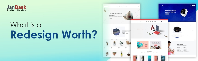 what is redesign worth