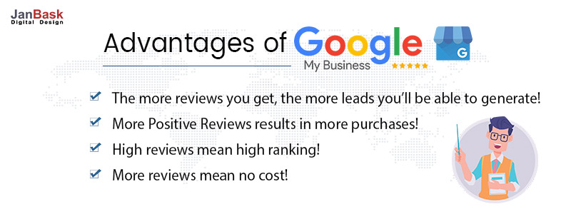 and building more reviews on Google.