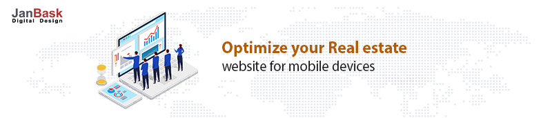 optimize your real estate website
