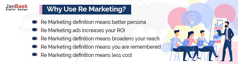 why use remarketing