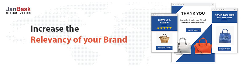 increase the relevancy of your brand
