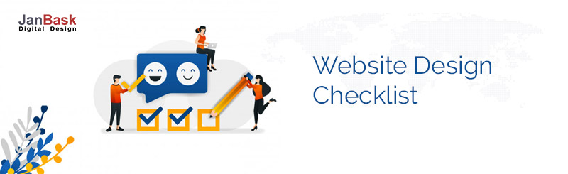 web design checklists