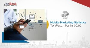 Mobile Marketing Statistics to Watch for in 2020