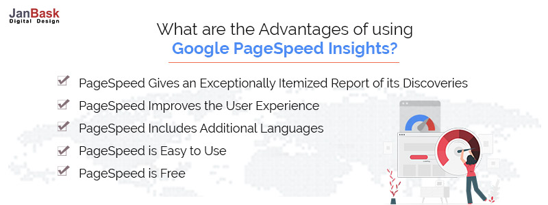 Advantages of using Google PageSpeed Insights?