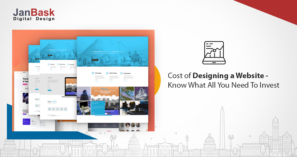 Cost of Designing a Website - Know What All You Need To Invest