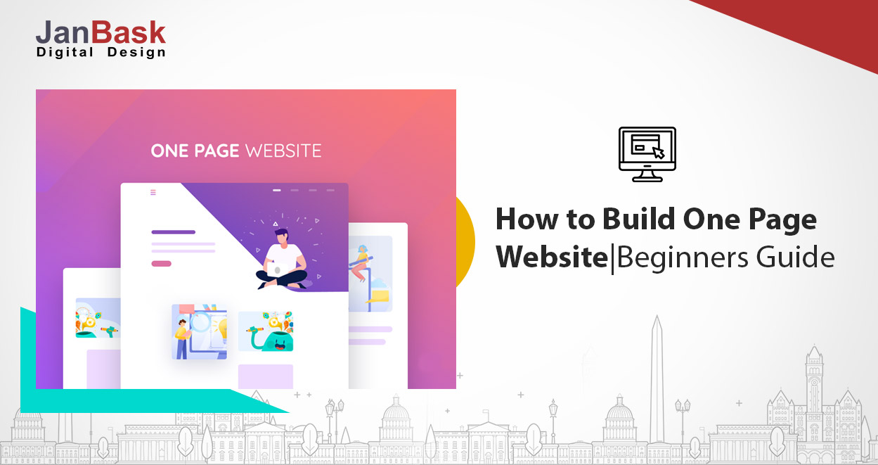 8 Steps to Build One Page Website From Scratch With Samples